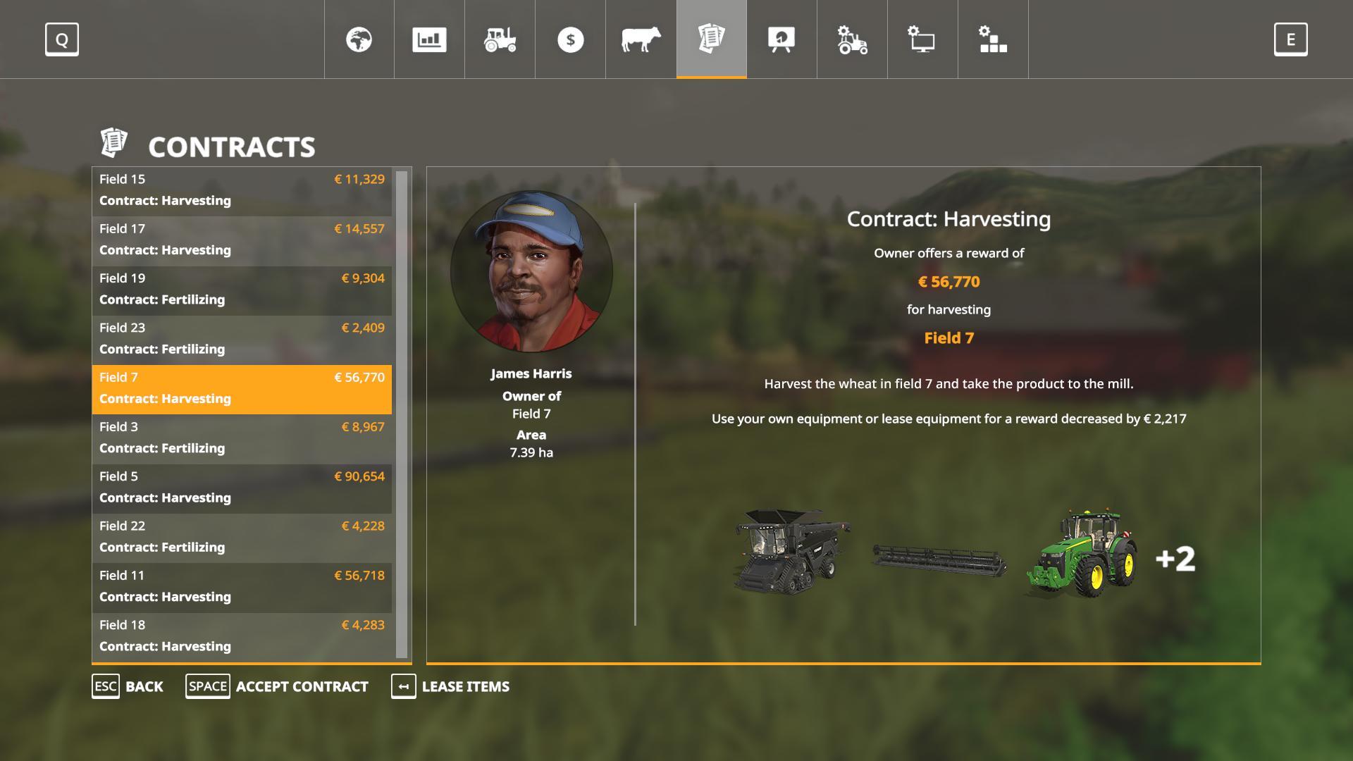 Farming simulator 2019 Mods Download Free cz