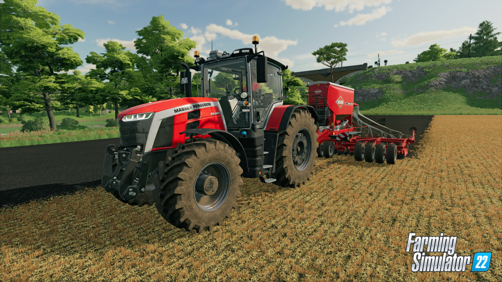 Farming Simulator 22 - Quand date de sortie? Cet automne!