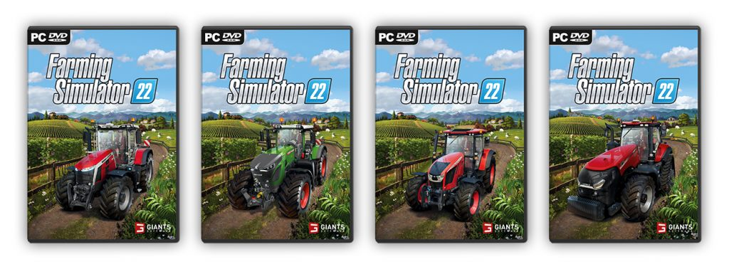 Sortie de Farming Simulator 22: 22novembre!